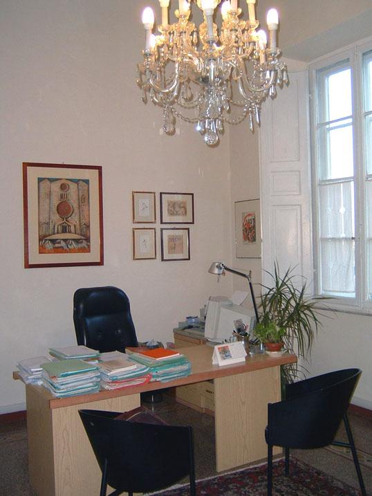 Sala di lavoro